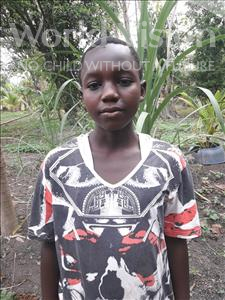 Choose a child to sponsor, like this little boy from Tegloma, Junior age 10