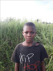 Choose a child to sponsor, like this little boy from Tegloma, Charles age 10