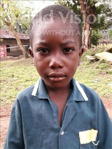 Choose a child to sponsor, like this little boy from Jaiama Bongor, Alhaji age 7