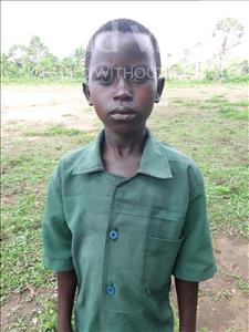 Choose a child to sponsor, like this little boy from Jaiama Bongor, Mohamed age 11