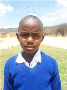 Choose a child to sponsor, like this little boy from Kilimatinde, Rehema Samwel age 12