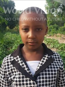 Choose a child to sponsor, like this little girl from Kilimatinde, Letisia Stephano age 10