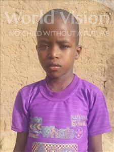 Choose a child to sponsor, like this little boy from Kilimatinde, Yohana Hosea age 8