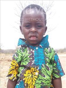 Choose a child to sponsor, like this little boy from Kilimatinde, Joel Majenda age 3