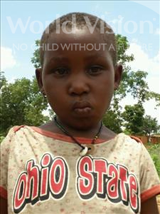 Choose a child to sponsor, like this little girl from Kilimatinde, Pendo Josia age 8