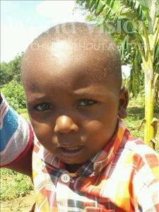 Choose a child to sponsor, like this little boy from Kilimatinde, Paulo Ndamu age 4