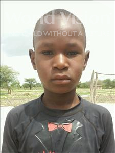 Choose a child to sponsor, like this little boy from Kilimatinde, James Japheti age 7