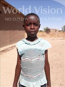Choose a child to sponsor, like this little girl from Kilimatinde, Anastazia Stanley age 9