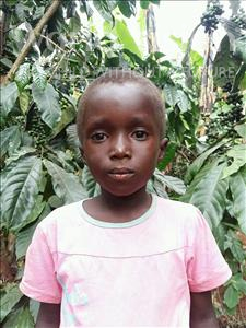 Choose a child to sponsor, like this little boy from Kibiga-Mulagi, Fredrick age 11
