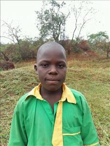 Choose a child to sponsor, like this little boy from Kibiga-Mulagi, Eliphaz age 12