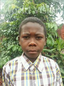 Choose a child to sponsor, like this little boy from Kibiga-Mulagi (Kimu), Martin age 12
