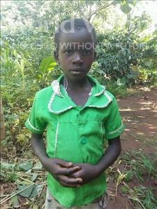 Choose a child to sponsor, like this little girl from Kibiga-Mulagi, Maria Gorret age 9