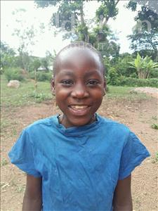 Huzaifa, aged 8, from Uganda, is hoping for a World Vision sponsor