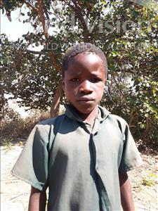 Choose a child to sponsor, like this little boy from Keembe, Gift age 11