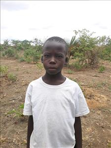 Choose a child to sponsor, like this little boy from Keembe, Hatrey Jr age 10