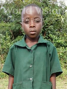 Choose a child to sponsor, like this little boy from Keembe, Emmanuel age 9