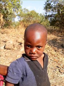 Choose a child to sponsor, like this little boy from Keembe, Jotham age 2