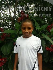 Choose a child to sponsor, like this little boy from Maya, Alex Jonathan age 13