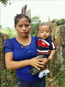 Choose a child to sponsor, like this little boy from Maya, Jose Danilo age 1