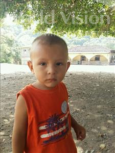 Choose a child to sponsor, like this little boy from Maya, Denis Jehu age 2
