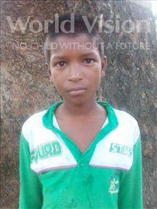 Choose a child to sponsor, like this little boy from Bhojpur, Om Prakash age 11