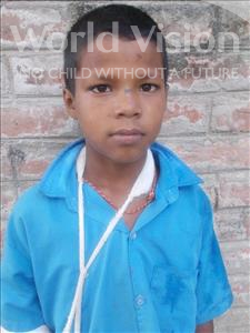 Choose a child to sponsor, like this little boy from Bhojpur, Sunny age 11