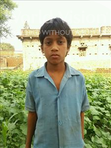 Choose a child to sponsor, like this little boy from Bhojpur, Suraj age 10