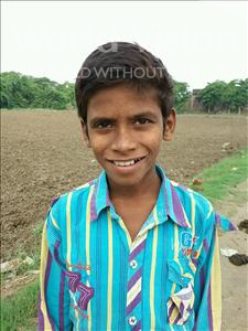 Choose a child to sponsor, like this little boy from Bhojpur, Vishal age 10
