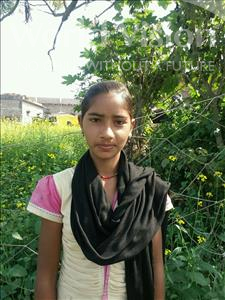 Choose a child to sponsor, like this little girl from Bhojpur, Sima age 10