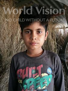 Choose a child to sponsor, like this little boy from Bhojpur, Rishav age 13