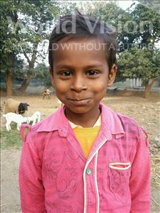 Choose a child to sponsor, like this little boy from Bhojpur, Chandan age 8