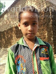 Choose a child to sponsor, like this little boy from Bhojpur, Ranjit age 10