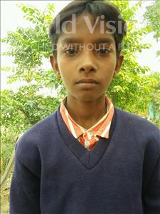 Choose a child to sponsor, like this little boy from Bhojpur, Sashi Kant age 13