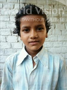 Choose a child to sponsor, like this little girl from Bhojpur, Anjali age 11