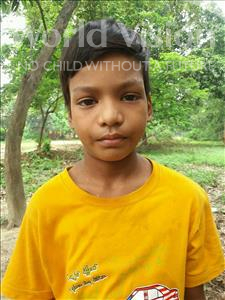 Choose a child to sponsor, like this little boy from Bhojpur, Farhan age 8
