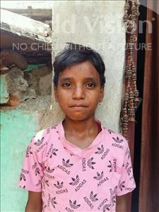 Choose a child to sponsor, like this little boy from Patna, Aman age 13