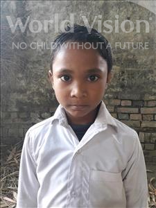 Nishant, aged 9, from India, is hoping for a World Vision sponsor