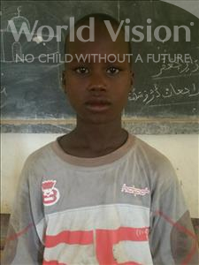 Choose a child to sponsor, like this little boy from Sirba, Tonko age 7