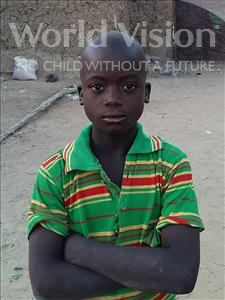 Choose a child to sponsor, like this little boy from Komabangou, Noura age 11