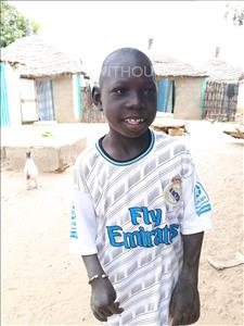 Choose a child to sponsor, like this little boy from Mbella, Macky age 9