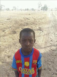 Choose a child to sponsor, like this little Boy from Loul, Mamadou Lamine age 7