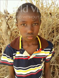 Choose a child to sponsor, like this little Boy from Loul, Ablaye age 10