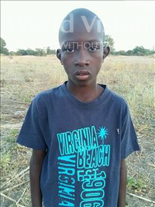 Choose a child to sponsor, like this little boy from Loul, Rene age 11