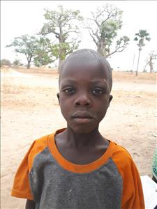 Choose a child to sponsor, like this little Boy from Loul, Assane age 7