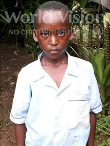 Choose a child to sponsor, like this little boy from Jong, Peter age 10