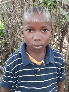 Choose a child to sponsor, like this little boy from Jong, Abdul Gafarr age 6
