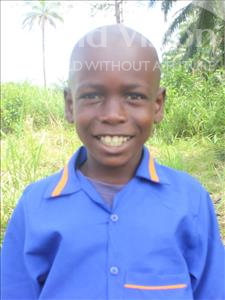 Choose a child to sponsor, like this little boy from Tegloma, Cherenor age 9