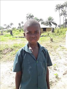 Choose a child to sponsor, like this little boy from Tegloma, Abdulraziz age 6