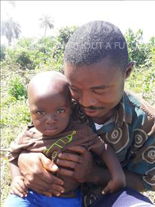 Choose a child to sponsor, like this little boy from Tegloma, Mohamed age 1