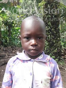 Choose a child to sponsor, like this little boy from Jaiama Bongor, Mohamed age 5